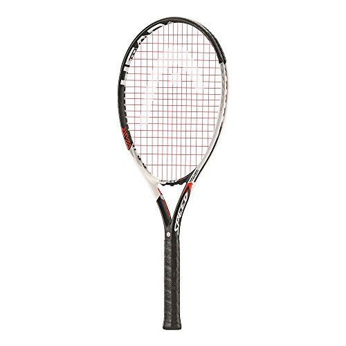 Head Graphene Touch Speed PWR Red/White/Black Tennis Racquet (4 1/4